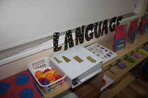 language learning center at Kidz Camp - Plano, TX